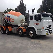 Concrete truck and contract for sale Horningsea Park Liverpool Area Preview