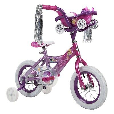 Huffy Disney Princess Girl's Bikes 16 inch Carriage NEW