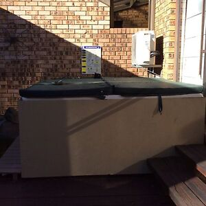 Outdoor spa Cherrybrook Hornsby Area Preview