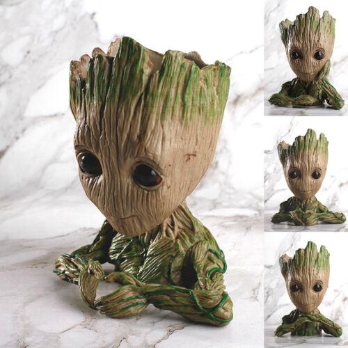 Guardians Of The Galaxy Vol. 2 Baby Groot Figur Blumentopf Stifthalter Spielzeug