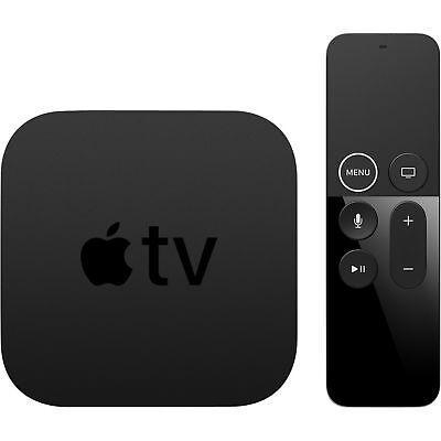 Apple TV 32GB, Streaming-Client, schwarz