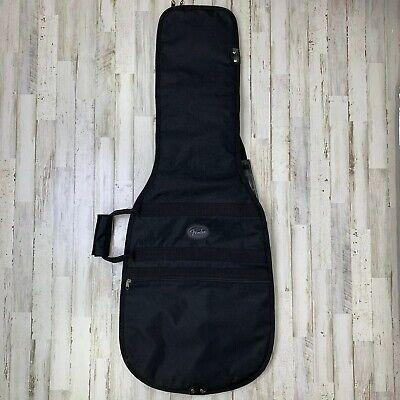 "Genuine Black Fender Electric Guitar Backpack Strap Gigbag Gig Bag 44"" x 16"""