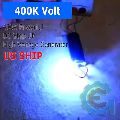 Dc 3v-6v To 400kv 400000v Boost Step-up Power Module High-voltage Generator