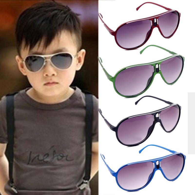 Style Stylish Child Kids Boys Girl Aviator UV400 Sunglasses