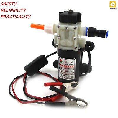 Pump Diesel Fuel Oil Engine Oil Extractor Transfer Pump Electric 12vprofessional