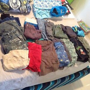 Bulk lot of size 1 boys shorts and pants Redbank Plains Ipswich City Preview
