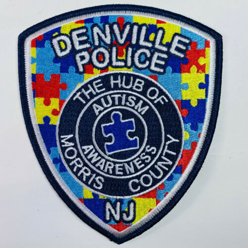Autism Awareness Denville Police Morris County New Jersey NJ Patch (B4)