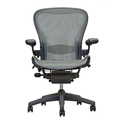 Herman Miller Aeron Office Chair - Grey Size B