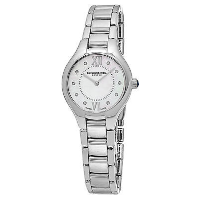 Raymond Weil Women's Noemia Stainless Steel Swiss Quartz Watch 5127.ST00985