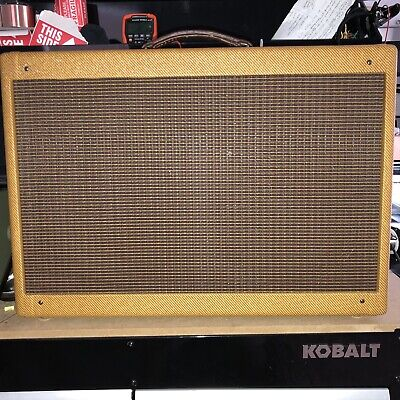 5f8a High power Twin Style 2x12 Guitar Amplifier Combo