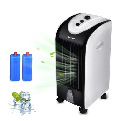 4L/8L Portable Mini Air Cooler Cooling Conditioner Fan Evaporative Humidifier