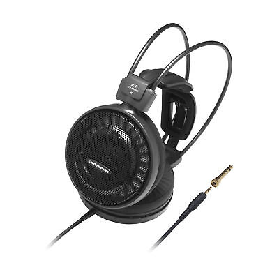Audio Technica Audiophile Open-Back Wired Open-Air Headphones ATH-AD500X