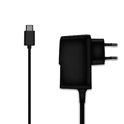Ladegerät für Nintendo Switch USB-C / Typ C Ladekabel Netzteil 2A 1,20m