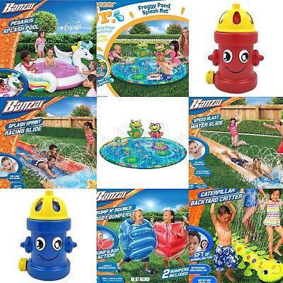Neu Banzai Sommer Garten Kinder Pools und Spiele Geschenk Mädchen