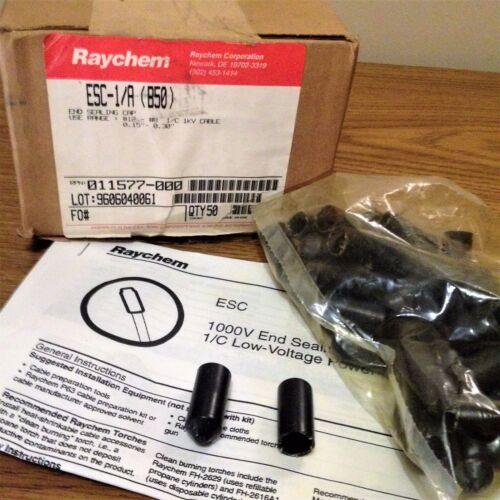 RAYCHEM ESC-1/A (B50) END SEALING CAP ( PK 50)