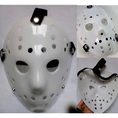 Horror Movie Friday the 13th Hockey Mask Scary Halloween Mask Jason Voorhees New