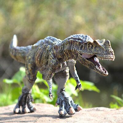 Realistic Ceratosaurus Dinosaur Toy Figure Educational Model Kids Christmas Gift - Realistic Dinosaur