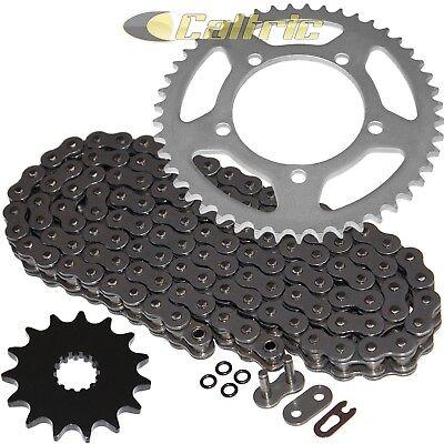 - O-Ring Drive Chain & Sprocket Kit Fits SUZUKI DL650 DL650A DL650SE 2004-2016