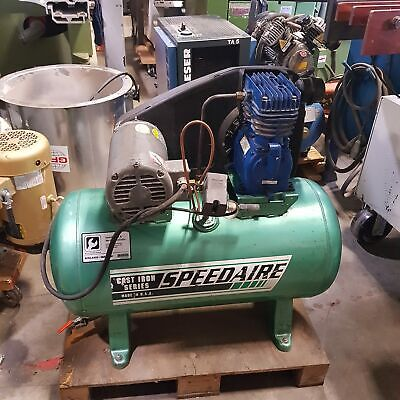 Speedaire 4b237b Piston Compressor