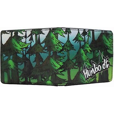 Redwood Trees Wallet Humboldt Clothing Co Surf Skate Moto Credit Card ID Slots (Wallet Skate)