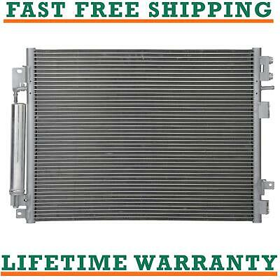 A/C AC Condenser For Chrysler Dodge Fits 300 Charger 3897