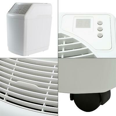 6-gal. evaporative humidifier for 2700 sq. ft.   aircare white adjustable whole