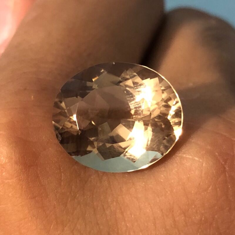 9.28 Carat Oregon sunstone