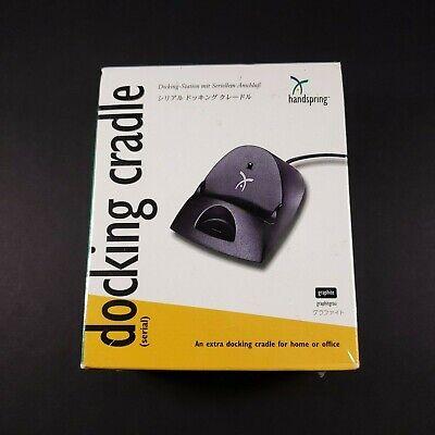 Brand New Serial Cradle for Handspring Visor&Laptop Computer Docking Stations.