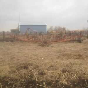 30 ft Morris rod weeder/mole hill destroyer