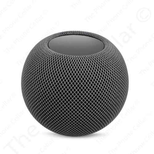 Apple HomePod mini MY5G2LL/A Smart Speaker Quad-Mic WiFi Bluetooth Space Gray