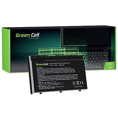 Batería para Acer Extensa 2600 2603 2602 2603WLMi 2602LCi 2602LMi 4400mAh