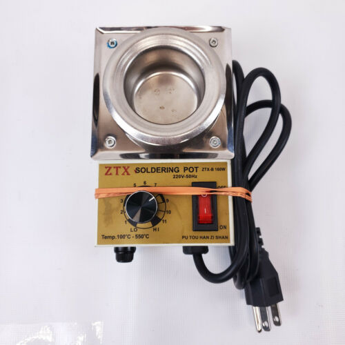 ZTX Soldering Pot STX-B 160W Lead Tin
