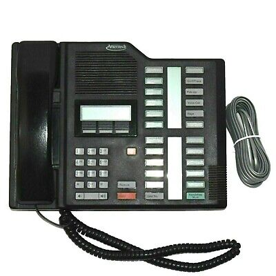 Northern Telecom Nortel Norstar Meridian M7324 Digital Office Phone Nt8b40 T7324