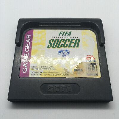 FIFA International Soccer - Cart Only - Tested & Works - Sega Game Gear