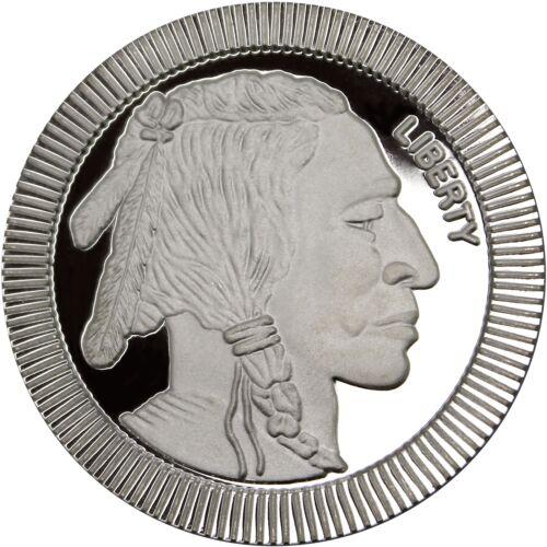 SilverTowne Buffalo Stackables 1oz .999 Silver Medallion