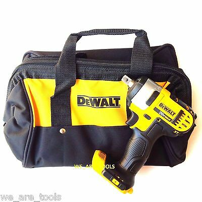 New W/ BAG Dewalt 20V DCF880 Cordless ...
