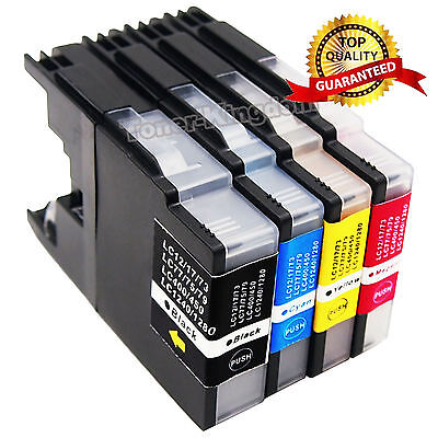 4PK Ink Cartridge LC79 For Brother LC75 LC71 MFC-J5910DW
