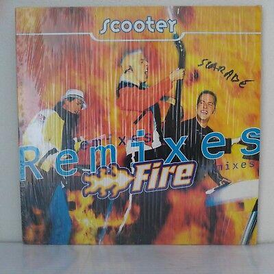 Scooter–fire (remixes) (vinyl 12