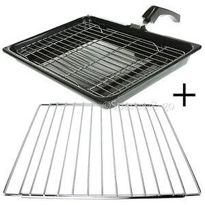 Grill Pan + Handle + Rack + Adjustable Shelf for NEW WORLD Oven Cooker