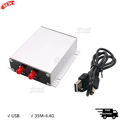 Rf Signal Generator Sweep Frequency Synthesizer 4.4g Pc Software Control