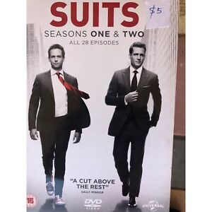 Boxed DVD sets - priced to sell $2 Como South Perth Area Preview