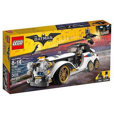 LEGO® Batman Movie The Penguin™ Arctic Roller 70911