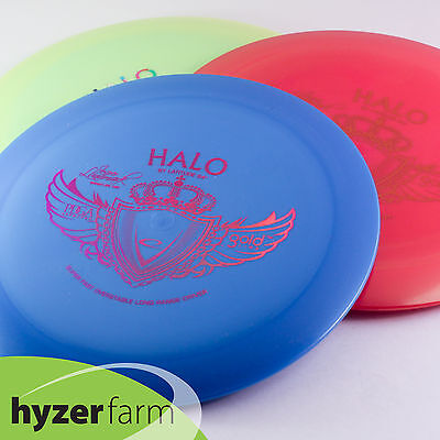 Latitude 64 Gold HALO *choose your weight & color* Hyzer Farm disc golf (Aura Farms)