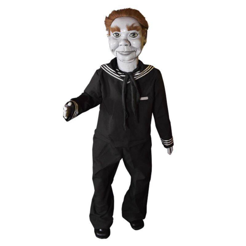 Adult Twilight Zone Willie Dummy Halloween Home Decoration Haunted Prop Puppet