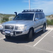 Roof Racks for 100 series Alkimos Wanneroo Area Preview