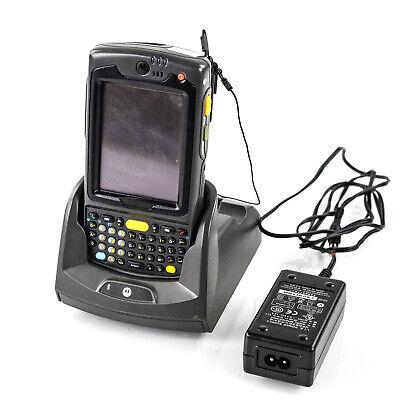 Motorola Mc70 1d Laser Wireless Mobile Computer W Adapter