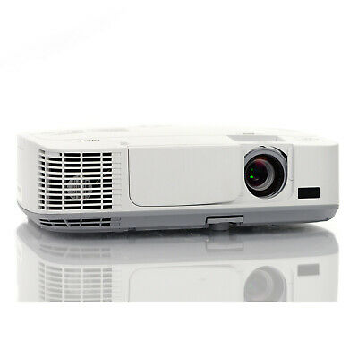 NEC NP-M300W 3000 16:10 WXGA 1280x800 Lumen Widescreen Portable Projector