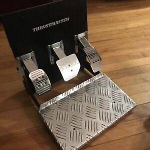 Thrustmaster tx and t3pa pro pedals