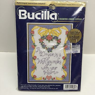 Комплекты Bucilla Counted Cross Stitch 41989