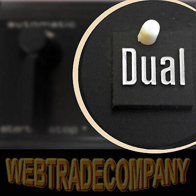 Steuerpimpel Original DUAL f. Dual-Plattenspieler turntable 5xx 6xx 7xx 12xx NEU